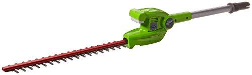 Greenworks 20-Inch 40V Hedge Trimmer Attachment