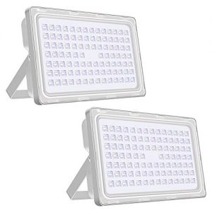 Chessleep 2 Pack 250W Led Flood Lights Outdoor