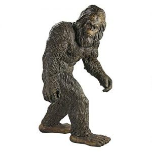 Design Toscano Yeti the Bigfoot Garden Statue, Large 28 Inch