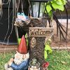 Ebros Gift Whimsical Summer Slumber Garden Gnome