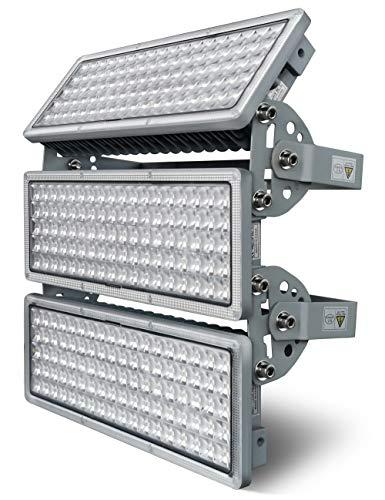 GDIDEA 300W LED Flood Light Outdoor, 6500K White Light