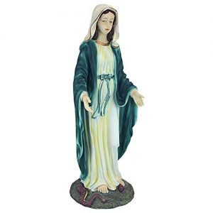Design Toscano Virgin Mary the Blessed Mother of the Immaculate Conception