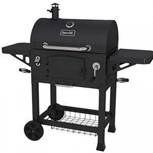 Dyna-Glo Heavy Duty Charcoal Grill, Large, Black