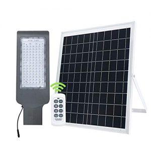 SZYOUMY Solar Street Flood Lights Outdoor Lamp 100W
