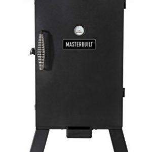 """Masterbuilt 35B Electric Smoker, 30"""" Black"""