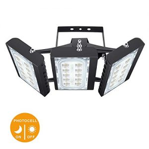 LED Flood Light, STASUN 150W 13500lm Dusk to Dawn Outdoor Lighting