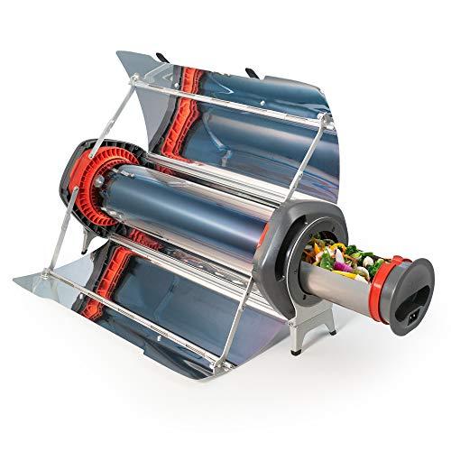 GOSUN Fusion Solar Oven, Hybrid Electric Grill, Portable Solar Cooker