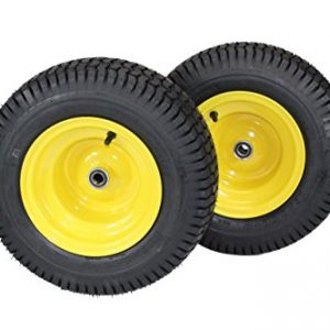 Tires & Wheels 4 Ply for Lawn & Garden Mower Turf Tires