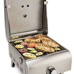 Cuisinart Professional Tabletop Gas Grill, One-Burner