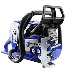 Famertec Holzfforma Blue Thunder Gasoline Chain Saw Power