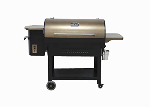 Ozark Grills - the Bison Wood Pellet Grill and Smoker