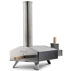 Ooni 3 Outdoor Pizza Oven, Pizza Maker, Portable Oven