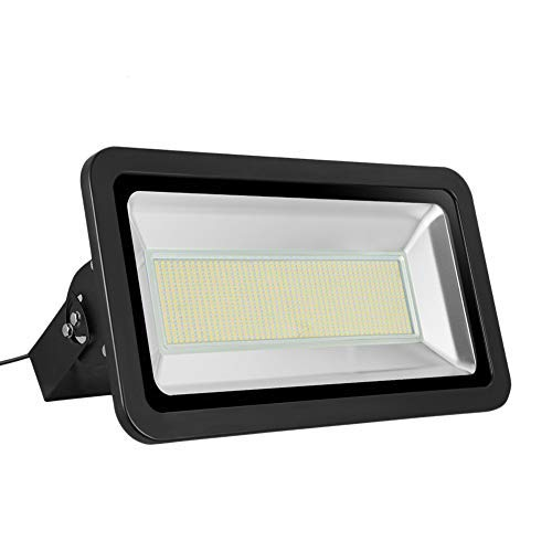 Missbee Super Bright 500W LED Flood Light, 55000lm Outdoor Landscape