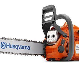 Husqvarna Chain Saw - 40.9cc, 18 Inch Bar