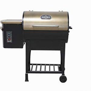 Ozark Grills - The Razorback Wood Pellet Grill a Smoker