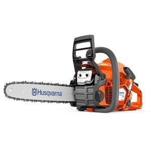 Husqvarna Mark II Gas Chainsaw, Orange