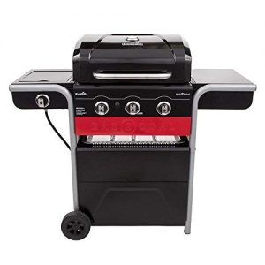 Char-Broil Gas2Coal 3-Burner Liquid Propane and Charcoal Hybrid Grill