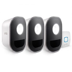 Arlo Lights - Smart Home Security Light |Wireless, Weather Resistant