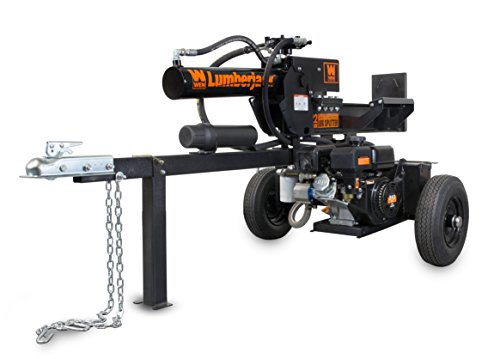 WWEN Lumberjack Gas-Powered Log SplitterEN 56222 Lumberjack Gas-Powered Log Splitter