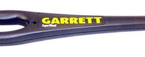 Garrett SuperWand Hand-Held Metal Detector