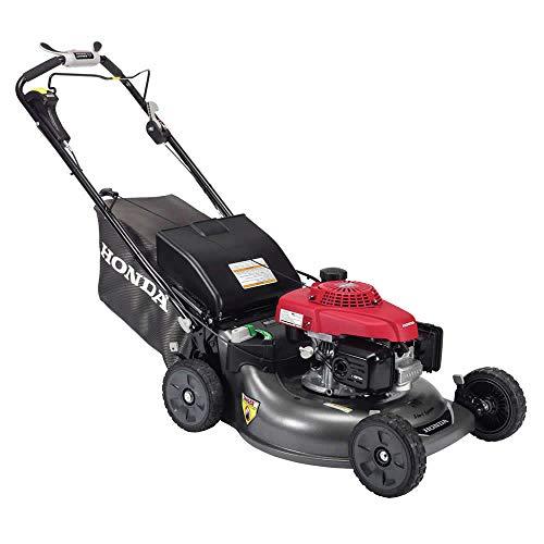 Honda 160cc Gas 21 in. 3-in-1 Smart Drive Self-Propelled Lawn Mower