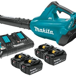 Makita (36V) Blower Kit with 4 Batteries