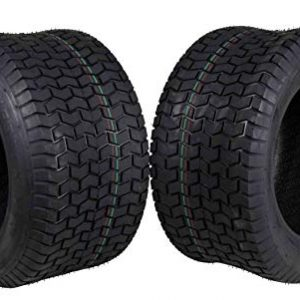 MASSFX Lawn Mower Tire 20x9.5 Tractor Mower 2 Pack Tire