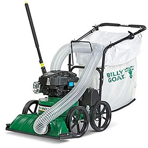 Billy Goat Lawn Vacuum, Green