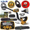 Garrett ACE 300 Metal Detector with Waterproof Coil Pro-Pointer