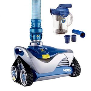Zodiac Mx6 Automatic Suction Side Pool Cleaner Vacuum