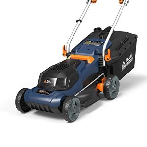 BLUE RIDGE 40V 2.0Ah 14'' Cordless Lawn Mower Battery and Charger Included