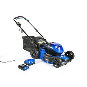 Kobalt 40-volt Brushless Lithium Ion 20-in Cordless Electric Lawn Mower