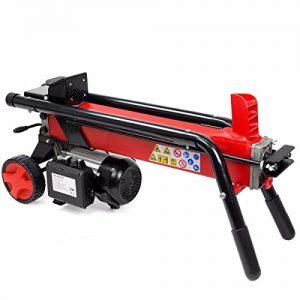 Stark Industrial 7-Ton Electrical Log Splitter Wood Cutter 15Amp Handle