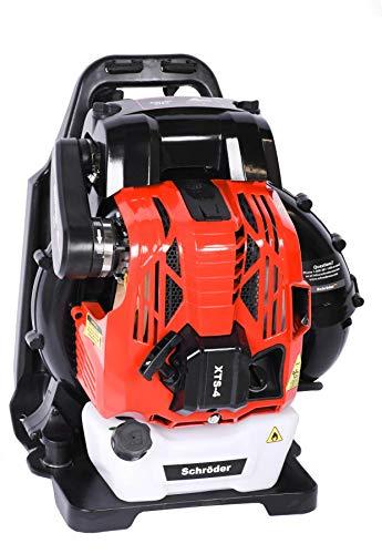 Schröder Backpack 4-Stoke Leaf Blower Model