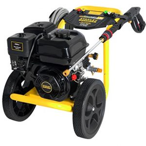 Stanley FATMAX 3400 PSI @ 2.5 GPM Gas Pressure Washer Powered