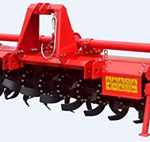 Victory Tractor Implements Heavy Duty Rotary Tiller from
