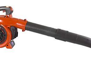 Husqvarna 2-Cycle Gas Leaf Blower Vacuum (Renewed)