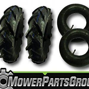 MowerPartsGroup D071 (2) Troy Bilt Big Red Garden Tiller Tires