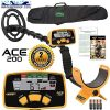 Garrett ACE 200 Metal Detector with Waterproof Search