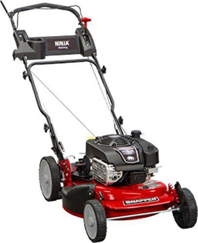 Snapper NINJA Rear Wheel Drive Variable Speed Self-Propelled Lawn Mower