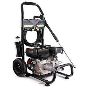 Pujua 3600PSI 2.8GPM Gas Pressure Washer Power Washer