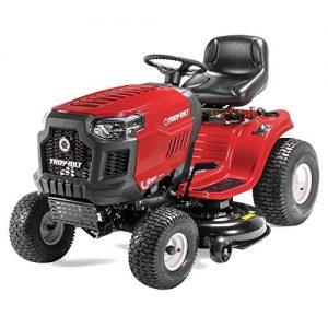 Troy-Bilt Pony 42X Riding Lawn Mower with 42-Inch Deck