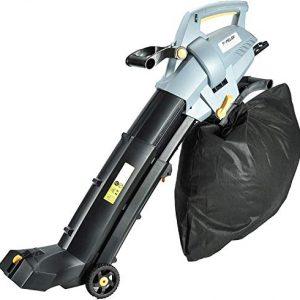 TOPELEK Leaf Blower/Vacuum/Mulsher, Variable 7-Speeds Blower Vacuum