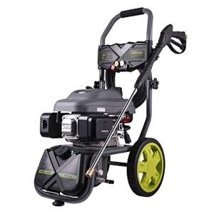 AUTLEAD Gas Pressure Washer, 3200 PSI 2.6 GPM with 6.5 HP, High-Pressure