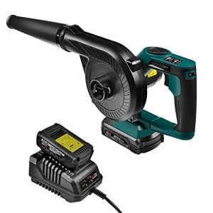 NEU MASTER Compact Jobsite Blower, Cordless Blower Vacuum
