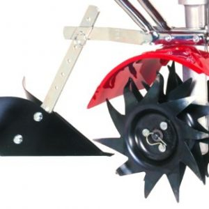 Mantis Power Tiller Plow Attachment for Gardening