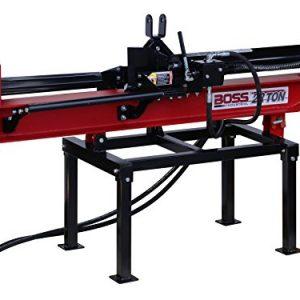 Boss Industrial Horizontal/Vertical Log Splitter