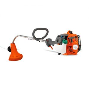 Husqvarna Gas Powered 1 HP Curved Shaft String Line Weed Grass Trimmer