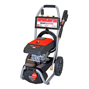 Simpson Cleaning PSI at 1.2 GPM Simpson Electric Pressure Washer