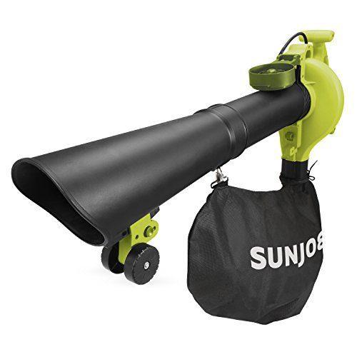 Sun Joe 14-Amp 250MPH 4-in-1 Electric Blower/Vacuum/Mulcher/Gutter Cleaner